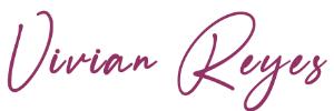 Vivian Reyes - Mentora Personal Logo