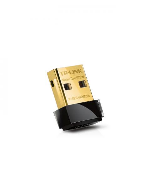 Adaptador Inalámbrico Nano USB N TL-WN725N