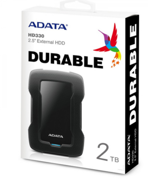 Disco Duro Externo ADATA 2TB HD330