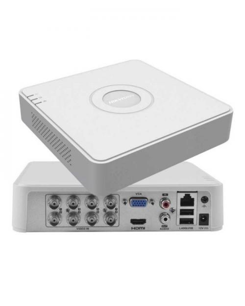 DVR HIKVISION DS-7108HGHI-F1 8CH 720pTVI/AHD/CVBS