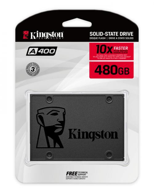 Unidad De Estado Solido 480 GB